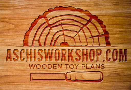 Wooden Toy & Model Plans